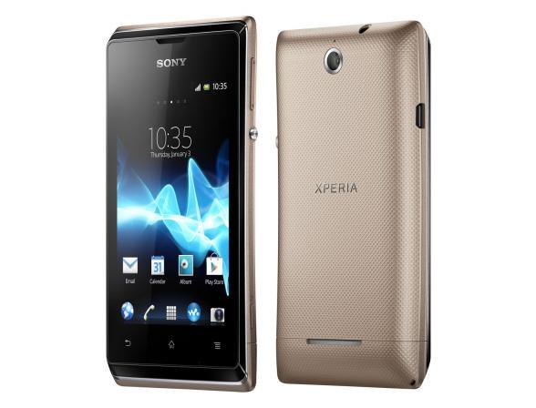 Смартфон Sony Xperia E Dual C1605