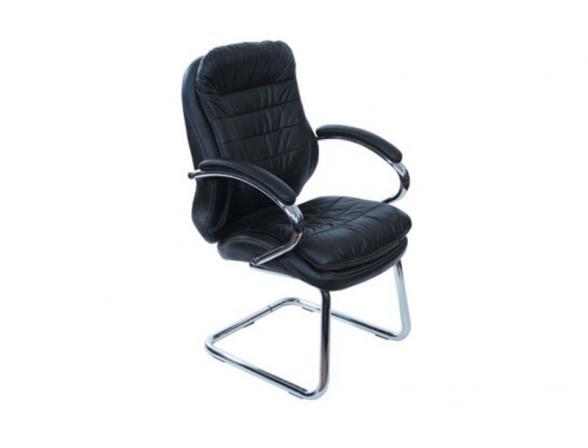 Кресло руководителя BURO T-9920AV/Black