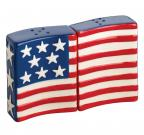 Набор солонка и перечница BOSTON Flags Flying 11053