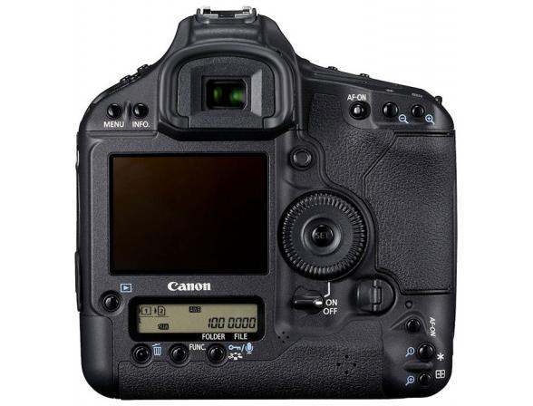 Зеркальный фотоаппарат Canon EOS 1D Mark IV Body