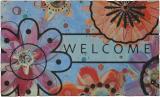 Коврик придверный Mohawk 46х76 Kaleidoscope Floral (Калейдоскоп)