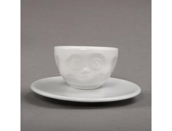 Чашка для кофе Tassen Улыбка 50 мл
