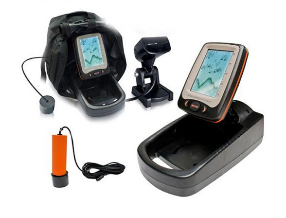 Эхолот JJ-Connect Fisherman 600 Ice Edition +сумка