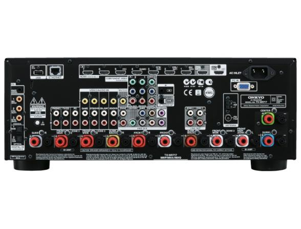 AV-ресивер Onkyo TX-NR 717