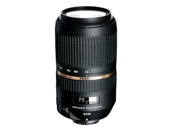 Объектив Tamron SP AF 70-300mm f/4.0-5.6 Di VC USD Canon