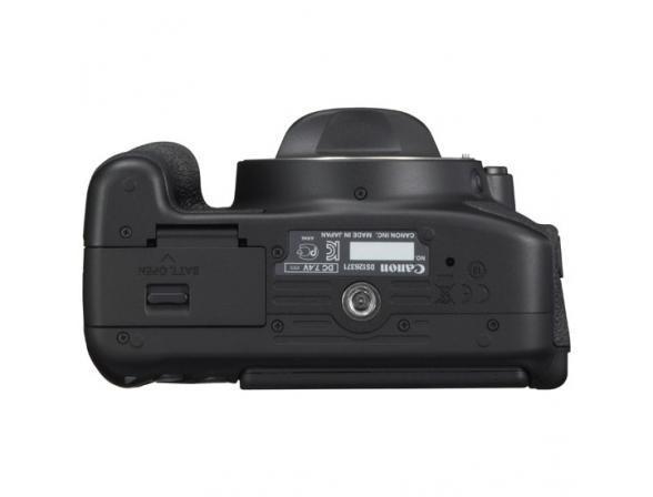 Зеркальный фотоаппарат Canon EOS 650D Body