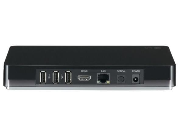 Медиаплеер LG SP820