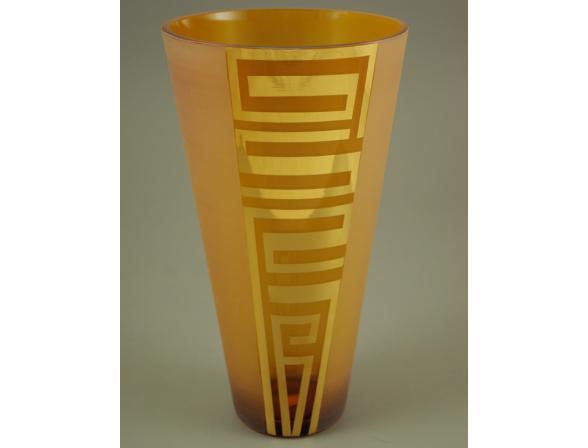 Ваза Crystal Art 27 см, 60035 (бесцветный)