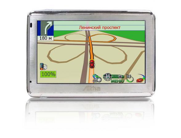 GPS-навигатор Altina A8050