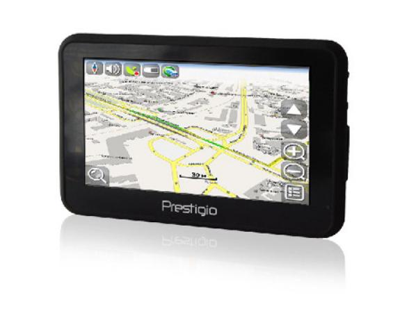 GPS-навигатор Prestigio GeoVision 5120