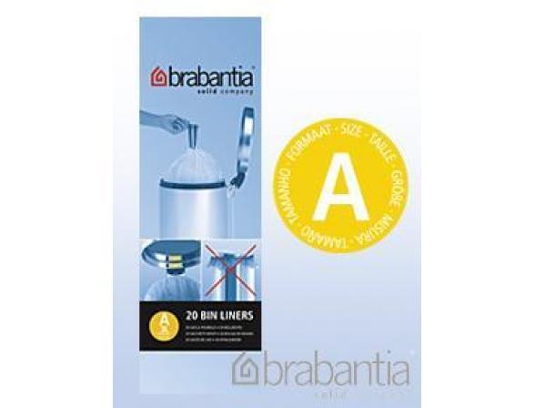 Пакет пластиковый, 3л 60шт Brabantia 348983