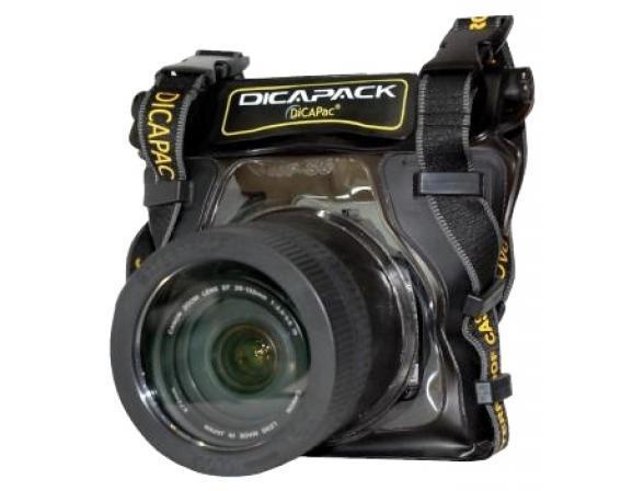 Подводный бокс Dicapac WP-S5