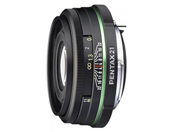 Объектив Pentax SMC DA 21mm f/3.2 AL Limited
