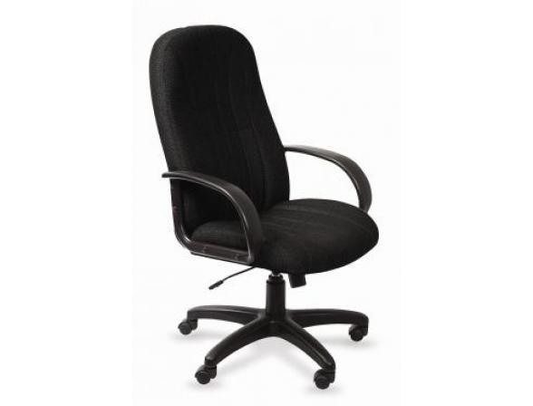 Кресло руководителя BURO T-898AXSN/Black