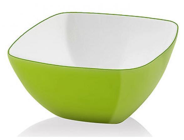 Миска Vialli Design LIVIO 14см зеленая L-14G