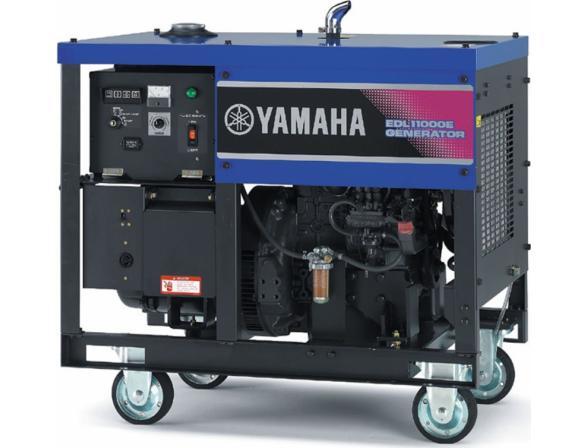 Бензогенератор Yamaha EDL11000E