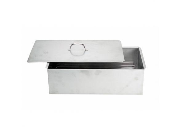 Коптильня двухуровневая прямоугольная OPA Savustuslaatikko