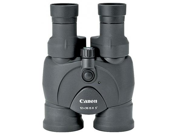 Бинокль Canon 12x36 IS II