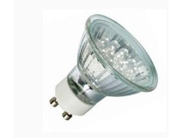 Лампа светодиодная General Electric 96736 1W LED цв. белый GU10 220-240V 12000 часов (10)