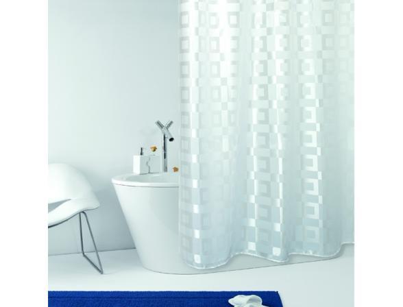 Штора для ванной Bacchetta 180х200 Dama