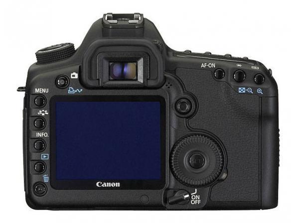 Зеркальный фотоаппарат Canon EOS 5D MARK II Body*