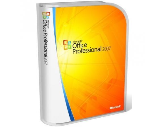 Microsoft ПО MS Office Pro 2007 Win32 Rus DSP OEI MLK (269-13752) inst. pack + id98671