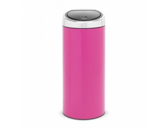 Мусорный бак Brabantia 481987 TOUCH BIN (30л) розовый