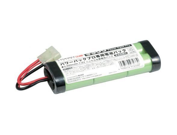 Аккумуляторная батарея Nissin 3300 для PS300 (Ni-MH, 3300mAh, 7,2В)