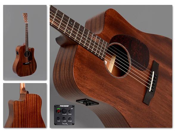 Гитара _Sigma DMC-15E