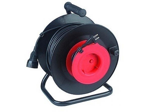 Удлинитель силовой ЭРА RP-1-2x1.5-50m без заземления 50м 1гн 2х1.5мм2 (2)