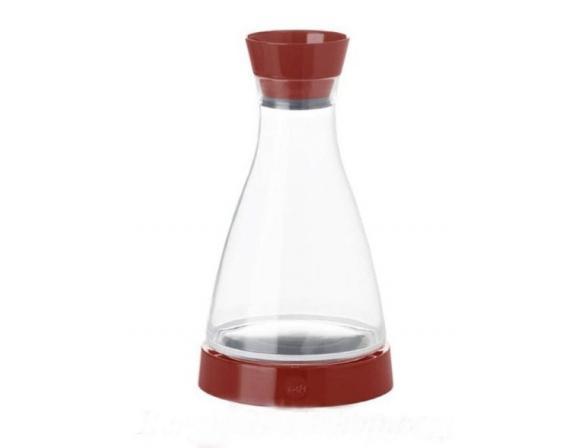 Графин с охлаждающим элементом Emsa FLOW 1л красный 509685
