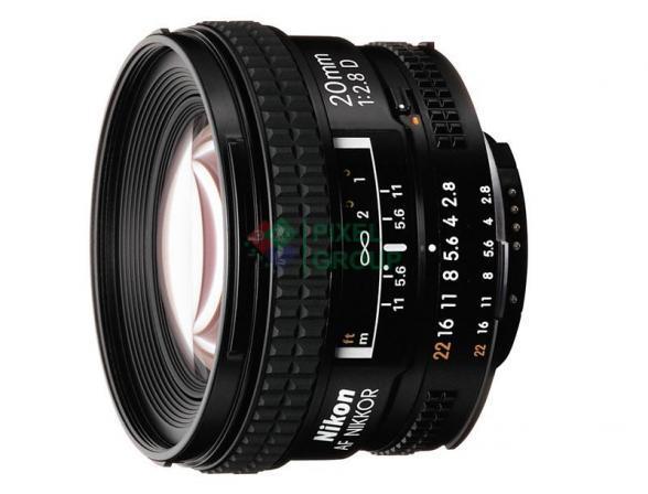 Объектив Nikon 20mm f/2.8D Nikkor