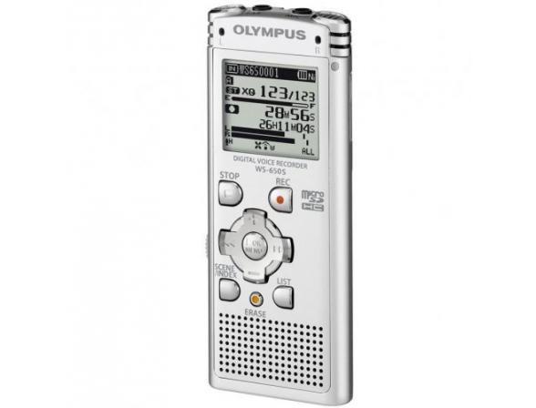 Диктофон Olympus WS-650S Silver [N2285621]