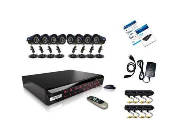Комплект видеонаблюдения KGuard CA108-H03