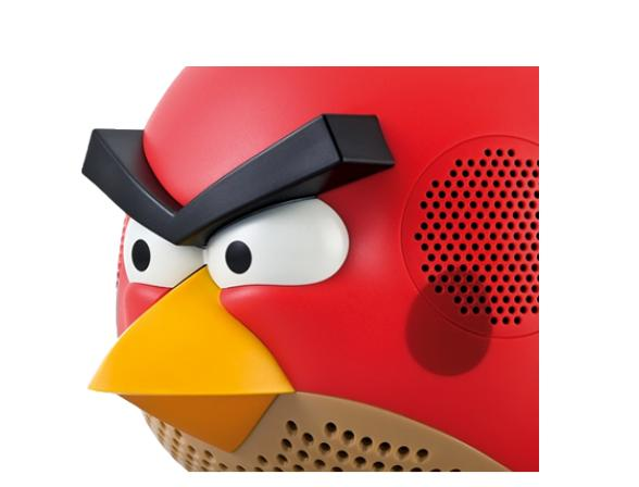 Минисистема Gear4 PROJECT Angry Birds Speaker