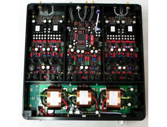 Цифро-аналоговый преобразователь Musical Fidelity M1 DAC