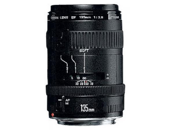 Объектив Canon EF 135 f/2.8 with Softfocus