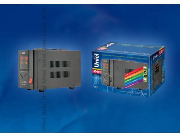 Стабилизатор напольный Uniel RS-1/5000