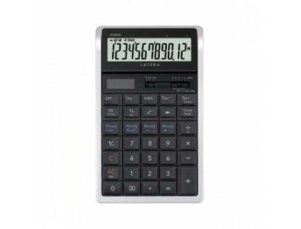 Калькулятор настольный Casio casRT-7000-BK