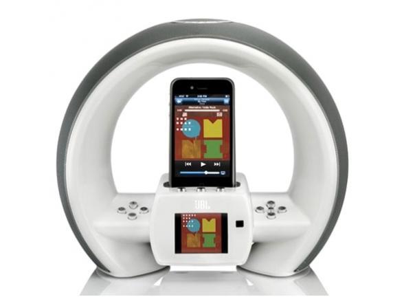 Док-станции для iPod/iPhone/iPad JBL ON AIR WIRELESS WHITE