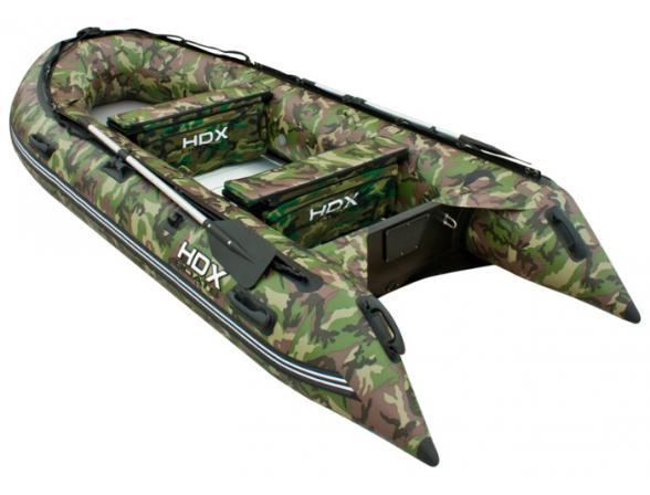 Лодка надувная HDX Oxygen 390 AL