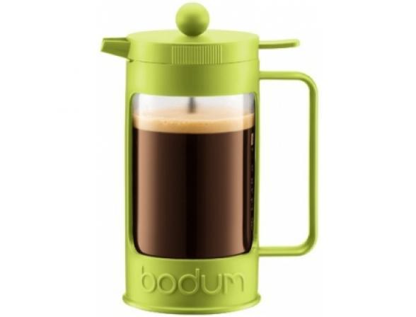Френч-пресс BODUM Bean 0.35л зеленый