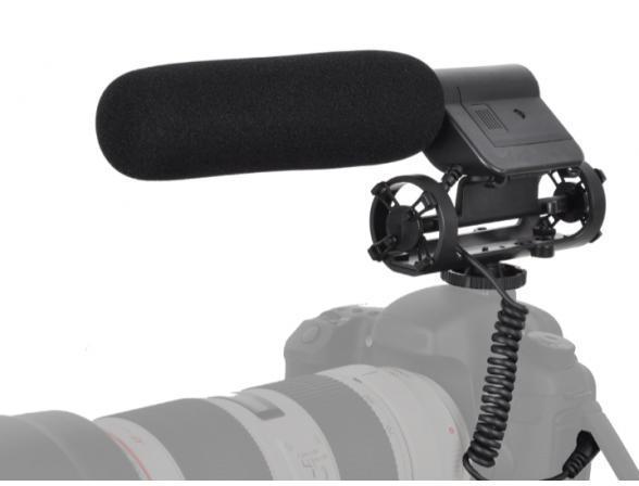Видеомикрофон Flama FL-VMC1