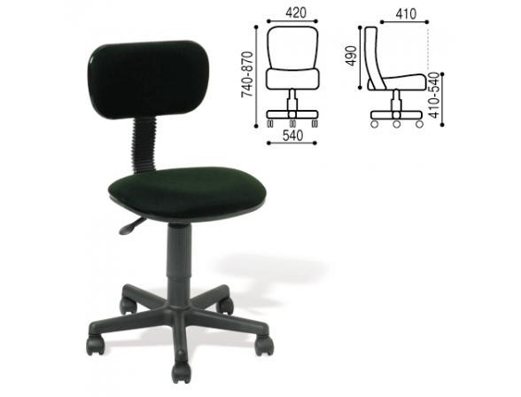 Кресло BURO Ch-201NX/B