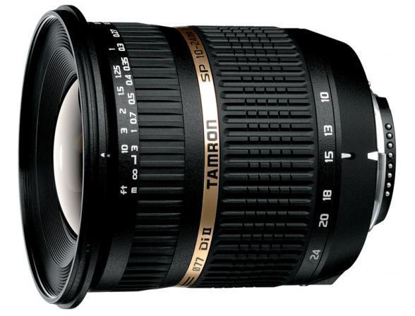 Объектив Tamron SP AF 10-24mm F/3.5-4.5 Di II Canon EF-S