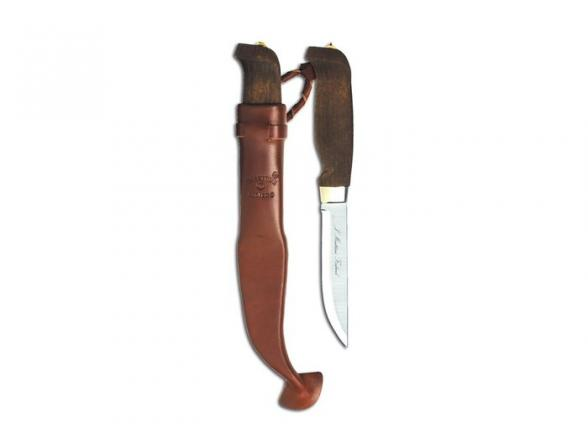Нож рыбака Marttiini Lynx Lumberjack Stainless