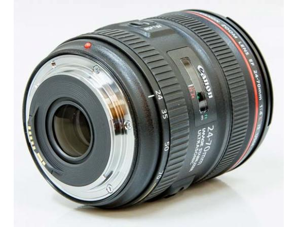 Объектив Canon EF 24-70 f/4L IS USM