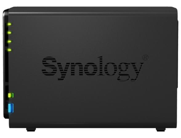 Сетевой накопитель Synology DS212+