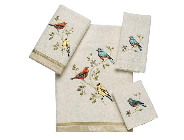 Полотенце для рук AVANTI Gilded Birds IVR