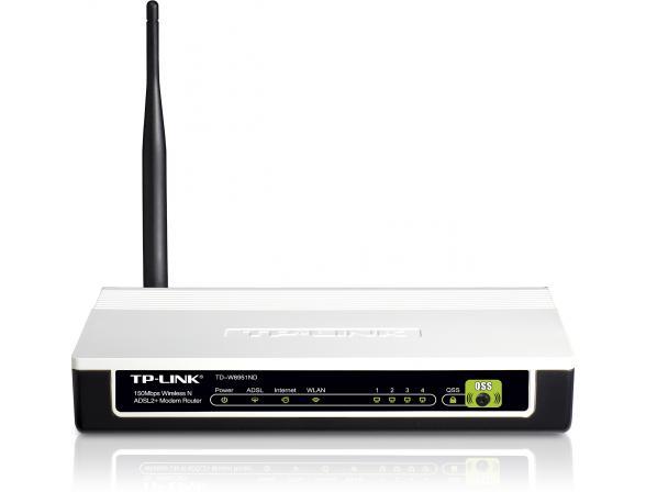 Беспроводной маршрутизатор TP-LINK TD-W8951ND